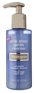 Neutrogena ® One Step Gentle Cleanser - 5.2 Oz
