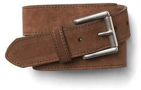 Gap Classic suede belt