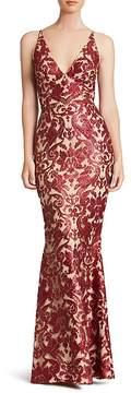 Dress the Population Karen Sequin Gown