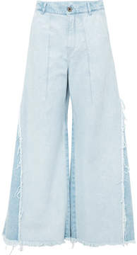 Chloé Distressed Jeans - Blue