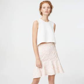 Club Monaco Riggins Lace Skirt
