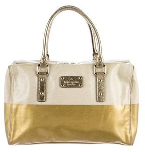 Kate Spade Metallic Handle Bag - METALLIC - STYLE