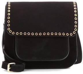 Isabel Marant, Étoile Étoile Mela embellished suede cross-body bag