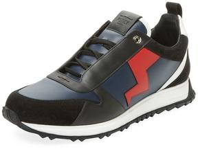Fendi Men's Thunder Low Top Sneaker