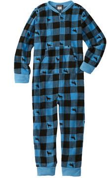 Petit Lem Boys' Knit Pajama Onesie