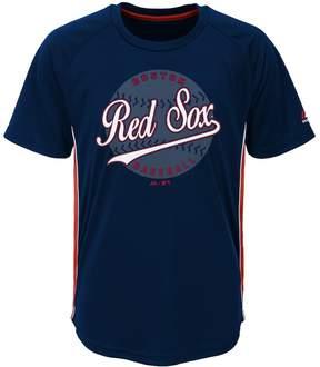 Majestic Boys 4-7 Boston Red Sox Big Game Tee