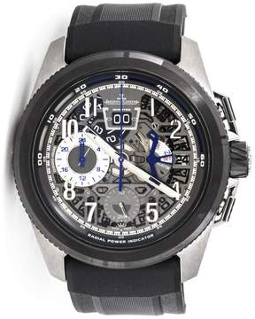 Jaeger-LeCoultre Jaeger Lecoultre Master Compressor Extreme LAB 2 Skeleton Dial Automatic Men's Watch
