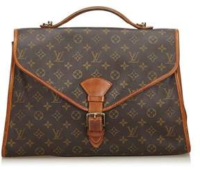 Louis Vuitton Pre-owned: Monogram Beverly Briefcase Gm.
