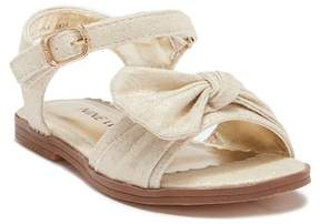 Nine West Keirita Metallic Sandal (Toddler & Little Kid)