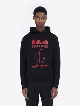 McQ Poison Youth Hoodie