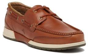Tommy Bahama Ashore Leather Boat Shoe