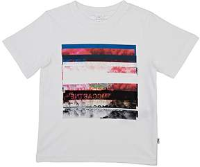 Stella McCartney Kids' Abstract-Print Cotton T-Shirt