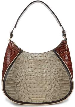 Brahmin Westwood Collection Colorblock Amira Hobo