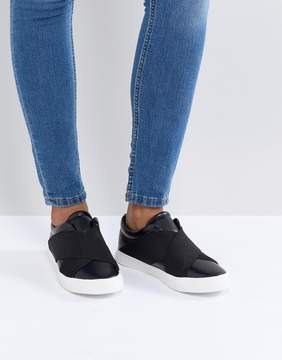 London Rebel Elastic Sneaker