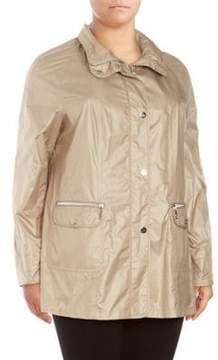 Basler Hooded Raincoat