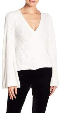 Cupcakes And Cashmere Chavi Tie Back Sweater