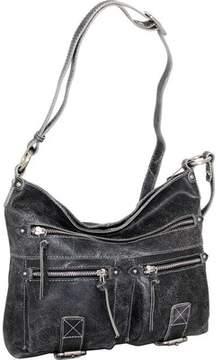 Nino Bossi Rue Leather Crossbody (Women's)