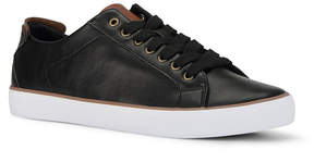 Andrew Marc Black & Chestnut Glenmore Sneaker - Men