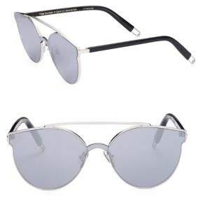 Gentle Monster Tilda Swinton X Trick Of The Light 61MM Mirrored Sunglasses