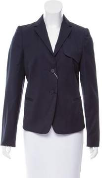 Calvin Klein Collection Structured Notch-Lapel Blazer w/ Tags