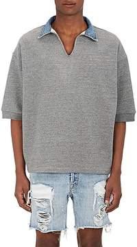 Fear Of God Men's Cotton-Blend Terry Polo Shirt