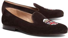 Brooks Brothers JP Crickets Brown University Shoes