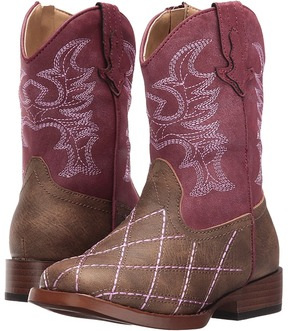Roper Cross Cut Cowboy Boots