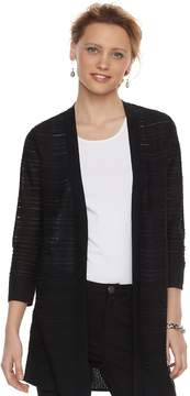 Apt. 9 Women's Pointelle Cardigan