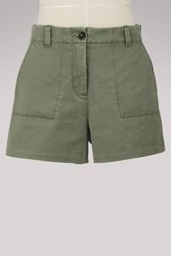 A.P.C. Cotton Alicia shorts