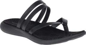 Merrell Duskair Seaway Post Leather Thong Sandal (Women's)