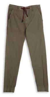 7 For All Mankind Little Boy's & Boy's Tailored Jogger Pants