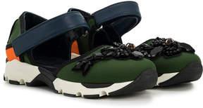 Marni embellished closed toe sandals