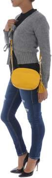 Michael Kors Ginny Medium Shoulder Bag - GIALLO - STYLE