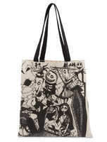 Disney The Nightmare Before Christmas Canvas Tote Bag