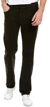 Joe's Jeans Gianni Brixton Black Narrow Straight Leg