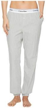 Calvin Klein Underwear Modern Cotton Jogger Women's Pajama