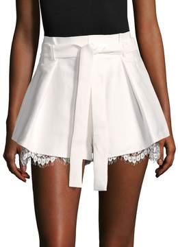 Keepsake Women's Heartbreaker Lace Shorts