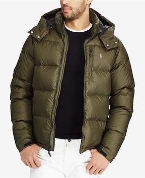 Polo Ralph Lauren Men's Water-Repellent Down Jacket, Created for Macy's