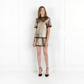 Rachel Zoe Finn Mini Paillette Mini Skirt