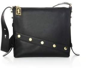 Marc Jacobs Downtown Studded Leather Crossbody Bag