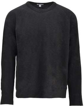 James Perse Lead Grey Sweatshirt