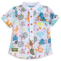 Disney The Jungle Book Woven Shirt for Baby
