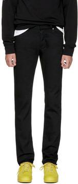 Maison Margiela Black Slim Jeans