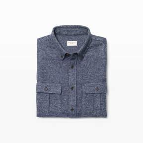 Club Monaco Slim Pocket Donegal Shirt