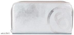 Mm6 Maison Margiela zip around wallet