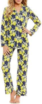 BedHead Let s Make Lemonade Classic Pajamas