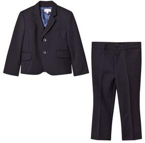 Paul Smith Navy Travel Wool Suit (MINI ME)