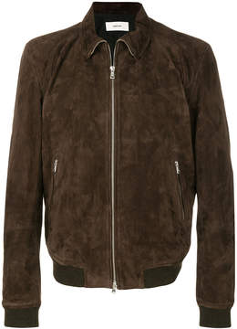 Mauro Grifoni fitted zipped jacket