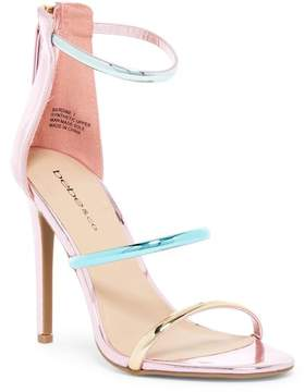 Bebe Berdine Strappy Stiletto Sandal