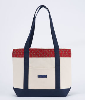 Vineyard Vines San Francisco 49ers Classic Tote